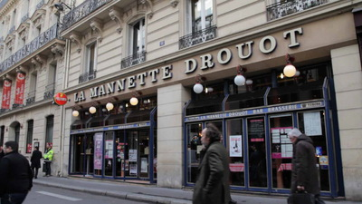 Restaurant La Mannette Drouot Paris