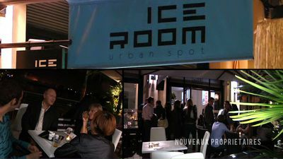 Restaurant Ice Room Bordeaux