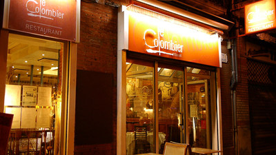 Restaurant Le Colombier Toulouse