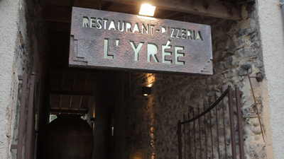 Restaurant L'Yre Varces-Allires-et-Risset