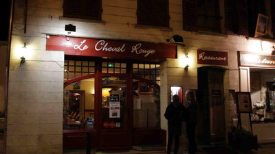 Restaurant Le Cheval Rouge Rambouillet