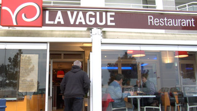 Restaurant La Vague Bénodet