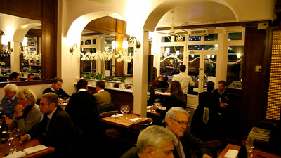 Restaurant Intuition Gourmande Paris