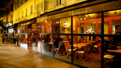 Restaurant Nomad's Paris