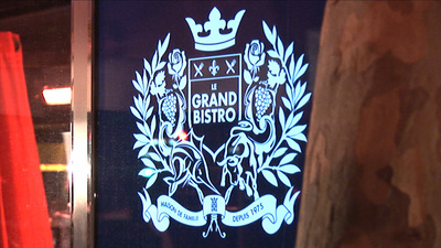 Restaurant Grand Bistro Breteuil Paris