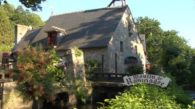 Restaurant Le Moulin de Rosmadec Pont-Aven
