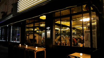Restaurant Les Cloches Paris