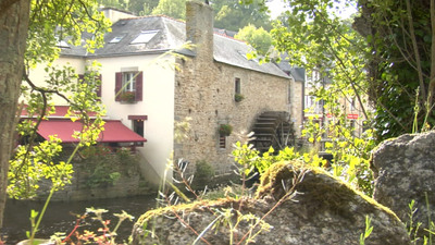 Restaurant Le Moulin du Grand Poulguin Pont-Aven
