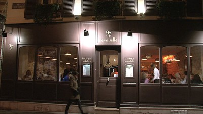 Restaurant Nove Sette Paris