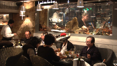 Restaurant Le Bar à Huitres Vosges Paris