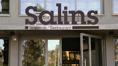 Restaurant Les Salins Lyon