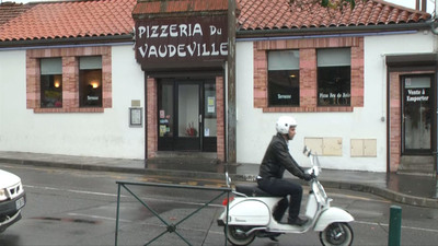 Restaurant La Pizzeria du Vaudeville Toulouse