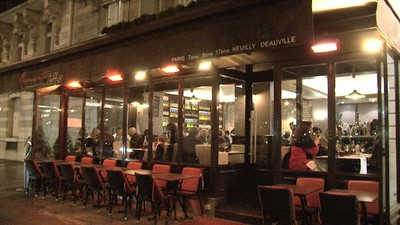 Restaurant Romantica Caff Tour Maubourg Paris