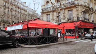 Restaurant Café Victor Hugo Paris