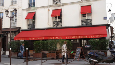 Restaurant La Tour Versailles