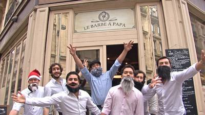 Restaurant Le Barbe  Papa Paris