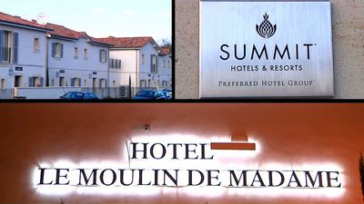 Hôtel Le Moulin de Madame Villeneuve-sur-Lot