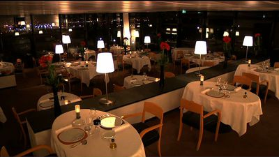 Restaurant Le Saint James Bouliac