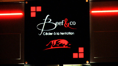 Restaurant Beef and Co Metz
