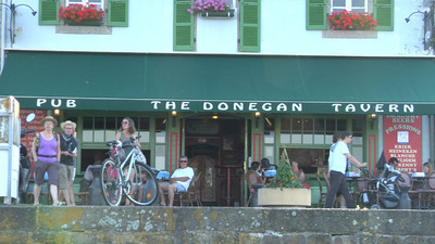 Restaurant The Donegan Camaret-sur-Mer
