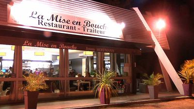 Restaurant Mise en Bouche Cazaux