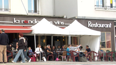 Restaurant La Ronde des Vins Brest
