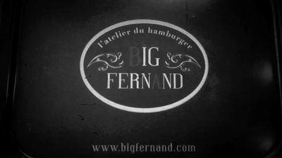 Restaurant Big Fernand Paris