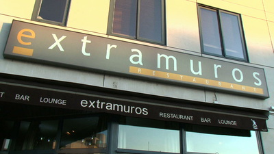 Restaurant Extramuros Avignon