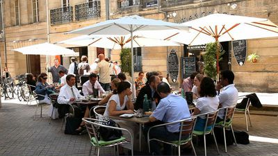 Restaurant Le Mascaret Bordeaux