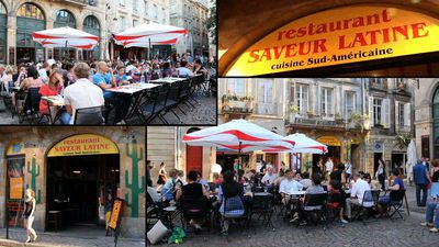 Restaurant Saveur Latine Bordeaux