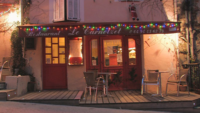 Restaurant Le Carnotzet Garde-Freinet