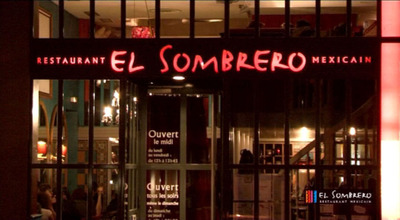 Restaurant El Sombrero Lyon