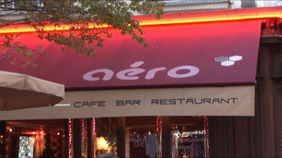Restaurant Aero Paris