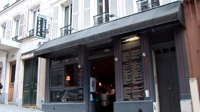 Restaurant Alice Pizza 18ème Paris