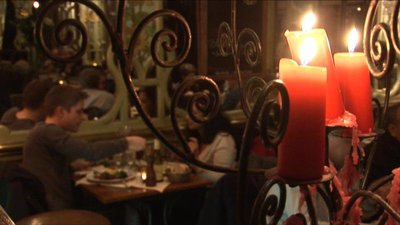 Restaurant Bouillon Racine Paris