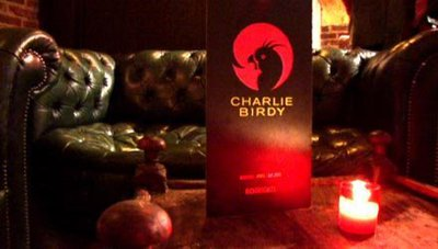 Restaurant Charlie Birdy Botie Paris