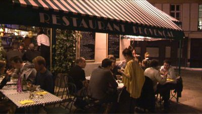 Restaurant Chez Janou Paris
