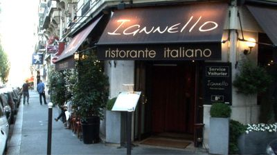 Restaurant Iannello Paris