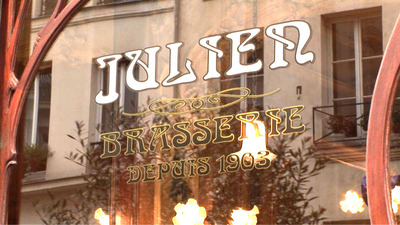 Restaurant Julien Paris