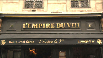 Restaurant L'Empire du 8ème Paris