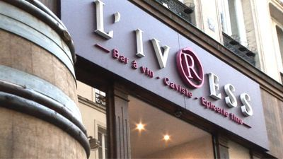 Restaurant L'Ivress Paris