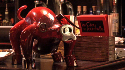 Restaurant Le Clou de Fourchette Paris