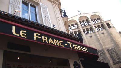 Restaurant Le Franc Tireur Paris