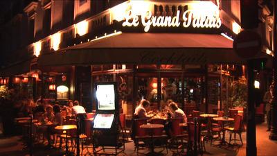 restaurant le grand palais paris hotelrestovisio france. Black Bedroom Furniture Sets. Home Design Ideas
