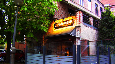 Restaurant La Parenthse Roubaix
