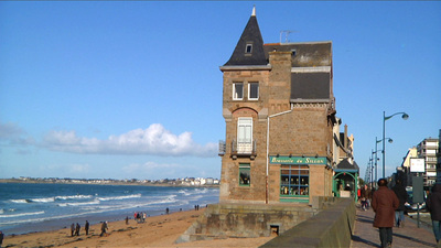 Restaurant La Brasserie du Sillon Saint-Malo