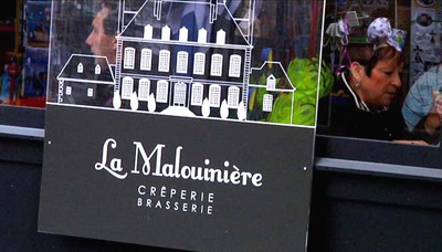 Restaurant La Malouiniere Saint-Malo