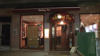 Restaurant Le Melting Pot Strasbourg