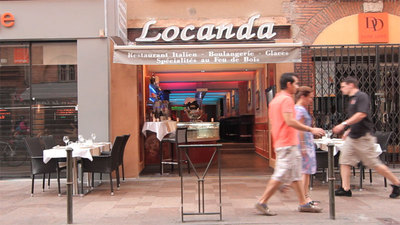 Restaurant La Locanda Toulouse