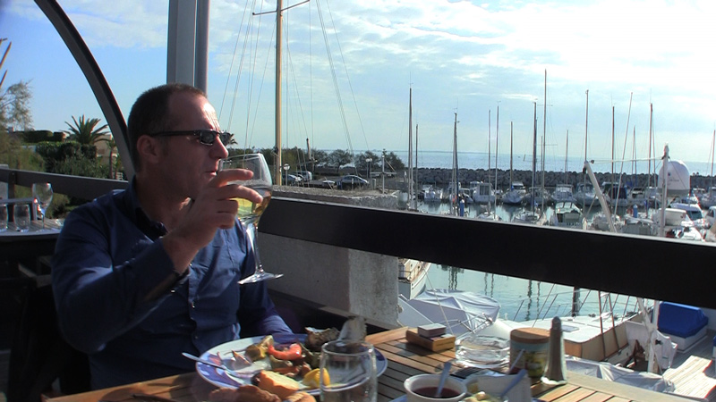 Capitainerie Grande Motte Restaurant